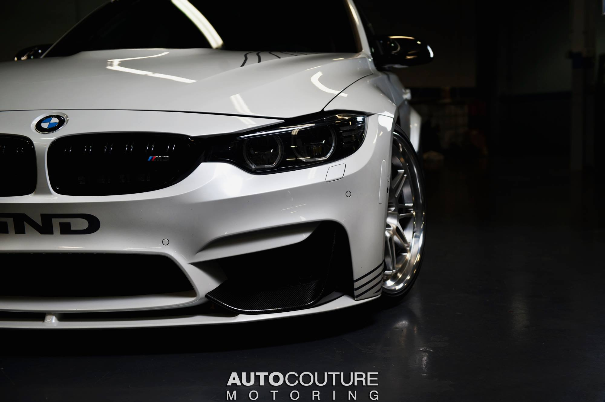 2015 BMW F8x M3 & M4 CUSTOM LED Headlights - ONEighty