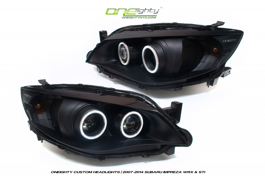Custom Headlights - ONEighty